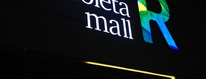 Recoleta Mall is one of Buenos aires.