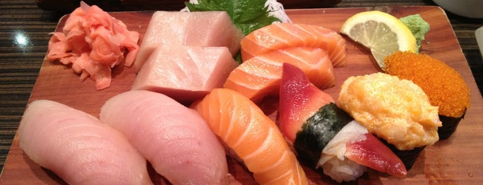 Sushi Garden is one of Yumyum.