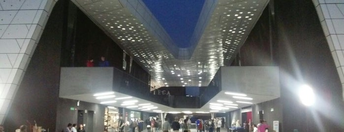 Cineteca Nacional is one of CDMX - Mexico City Food and Site Seeing.
