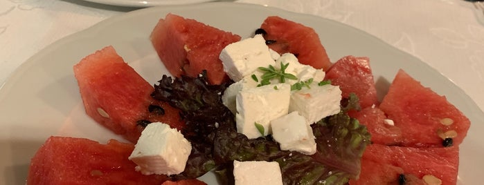Nereids Restaurant is one of Corfu.