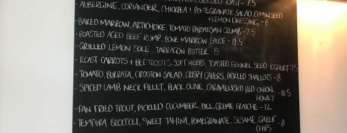Marmelo Kitchen is one of สถานที่ที่บันทึกไว้ของ Ben.