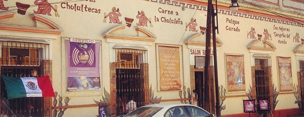 Restaurant Bar La Lunita is one of Jorge: сохраненные места.