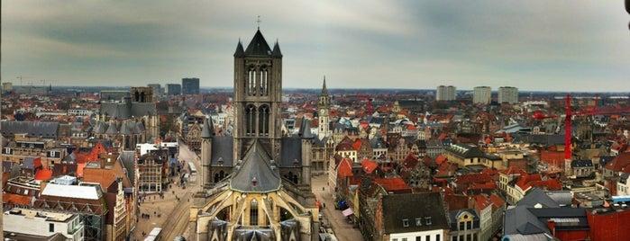 Belfort / Belfry is one of Zondag in Gent.
