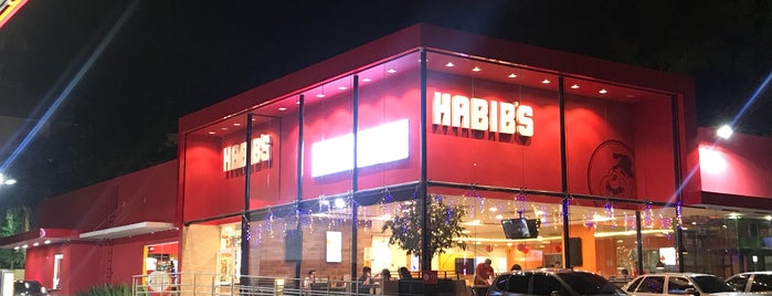 Habib's is one of Posti salvati di Carlos.