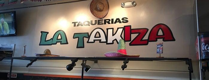 La Takiza is one of San Diego.