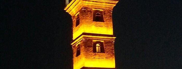 Cumhuriyet Meydanı is one of Locais salvos de Yasemin Arzu.