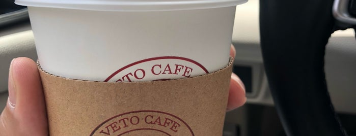 Veto Cafe is one of Queen 님이 저장한 장소.