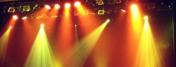 The Tivoli is one of New Music Worldwide.