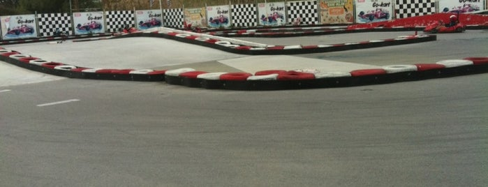 Deepo Go-Kart is one of Orte, die Özgür gefallen.