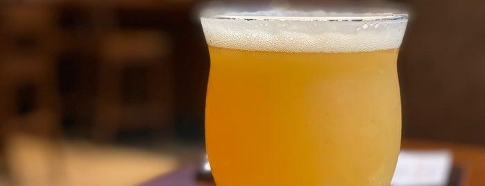 Iron Hill Brewery & Restaurant is one of Tempat yang Disukai David.