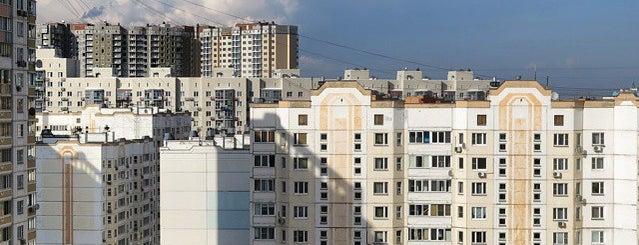Павшинский бульвар is one of Владимирさんのお気に入りスポット.