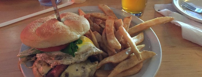 Peach's Grill is one of Yellow Springs.