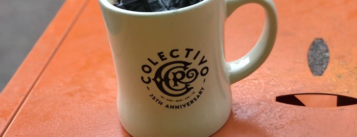 Colectivo Coffee is one of Work.