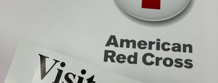 American Red Cross is one of Charlotte North Carolina —  Places To Visit.