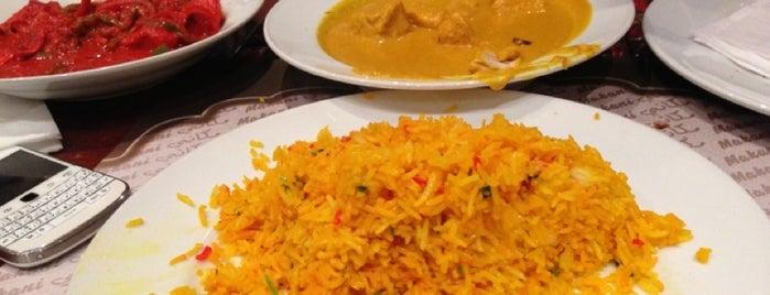 Makani is one of Indian Restaurants in Riyadh.