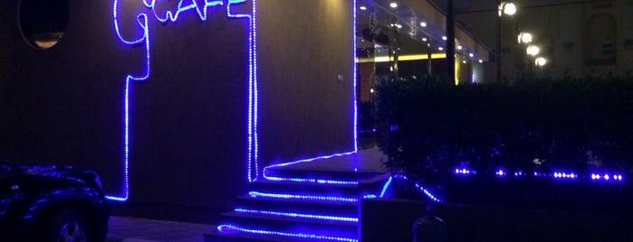 G Café is one of Riyadh 2.