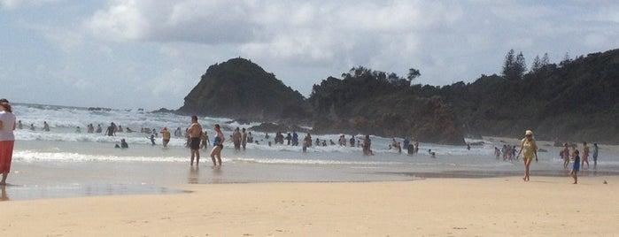 Flynn's Beach is one of Matt : понравившиеся места.