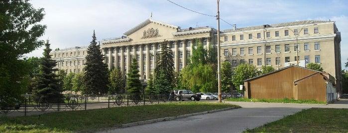 Солом'янська площа is one of Смешные подсказки Киева..
