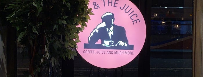 JOE & THE JUICE is one of Posti salvati di Rachel.