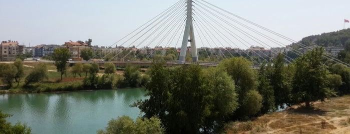 Zeynel Şenol Köprüsü is one of Posti che sono piaciuti a Aysur.