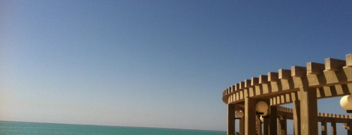 Yanbu New Waterfront is one of Yanbu.