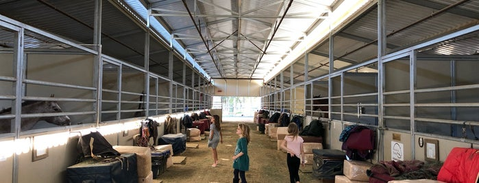 Peter Weber Equestrian Center is one of south bay beach cities.