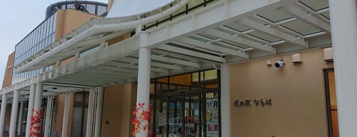 道の駅ならは Jヴィレッジ湯遊ならは is one of สถานที่ที่ 高井 ถูกใจ.