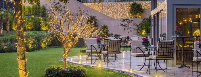 Veranda Restaurant & Lounge InterContinental Istanbul is one of Istanbul.