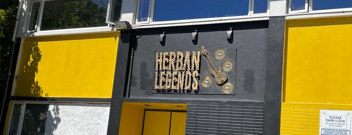 Herban Legends is one of Seattle.