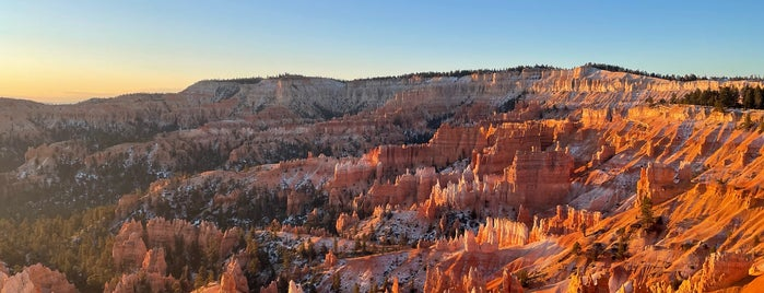 Bryce Canyon Amphitheatre is one of Favorite.