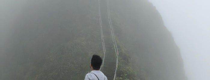 Stairway To Heaven is one of To-Do list in Oahu.