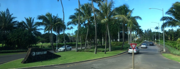 Arnold Palmer Course at Turtle Bay Golf is one of hawaii_oahu.