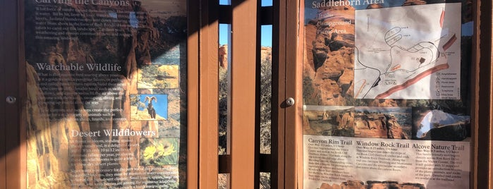 Colorado National Monument Visitor Center is one of I want to go to there.