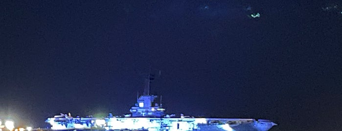 USS lexington is one of Fun things n places!.