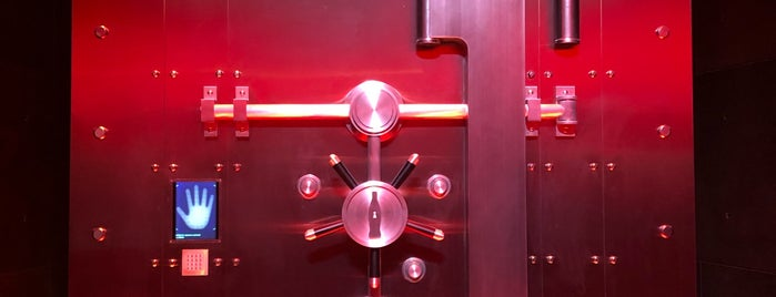 Vault of the Secret Formula is one of Posti che sono piaciuti a Tania.