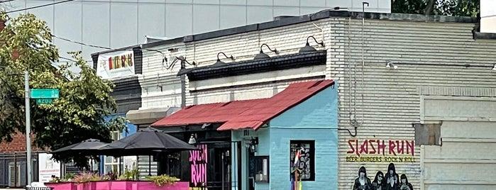 Slash Run is one of Baltimore / DC / Virginia / Delaware.