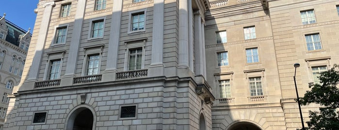 The Internal Revenue Service is one of Massive List of Tourist-y Things in DC.