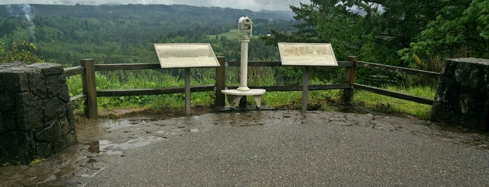 Jonsrud Viewpoint is one of Portland / Oregon Road Trip.