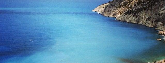 Kefalonia is one of Greece.
