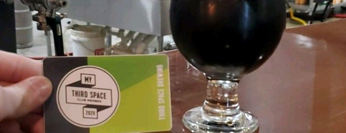 Third Space Brewing is one of CB travels.