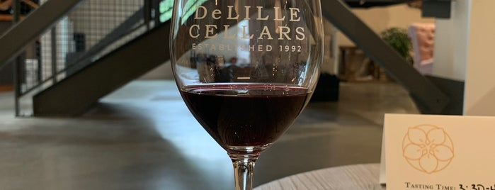 DeLille Cellars is one of Wineries.