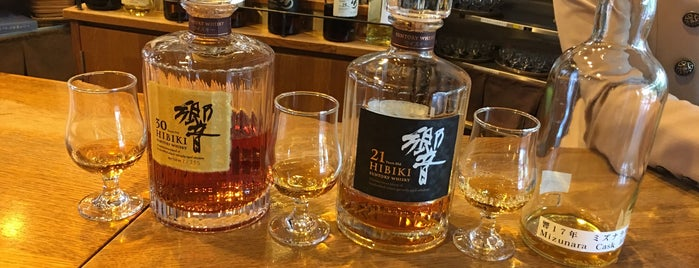Suntory Yamazaki Whisky Distillery Tasting Room is one of Bradさんのお気に入りスポット.