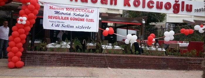 Hasan Kolcuoglu Restaurant is one of Recep: сохраненные места.
