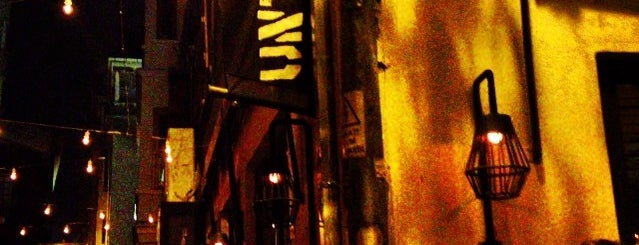 Unter is one of Istanbul - nightlife.