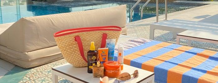 Hotel Indigo Dubai Downtown is one of Summer 2021 Goals 👙💕.