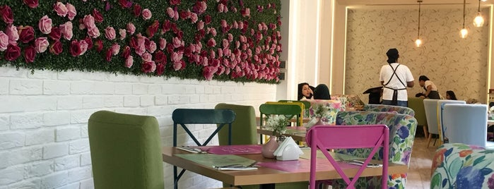 Lily Restaurant is one of Riyadh's restuarants.