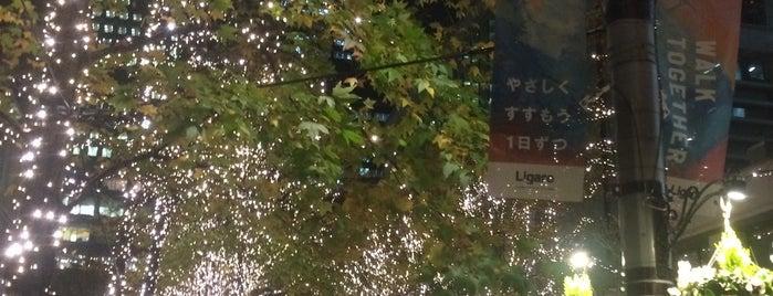 Marunouchi is one of สถานที่ที่ yåsü ถูกใจ.