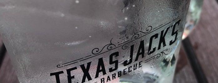 Texas Jack's Barbecue is one of Lugares guardados de John.