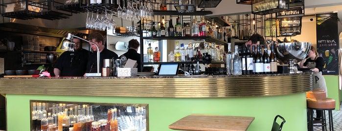 Mat Bar is one of Reykjavik.