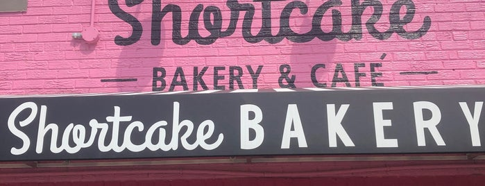 Shortcake Bakery is one of Maryland restaurants to try.